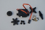 XYK 9257 Heli Heckservo 25g 2kg 0,08sec T-Rex 500
