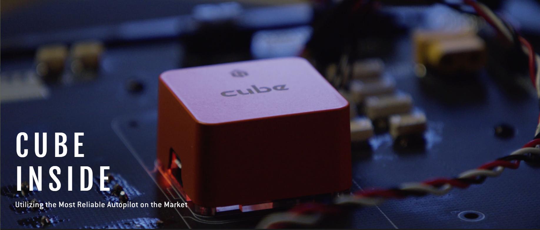 Prism mit Cube Orange