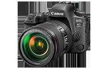 Canon 6D Mk I, Mk II