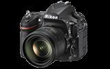 Nikon D810, D800, D500